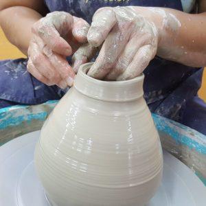 403 Wheel Throwing - 1.5kg Cylinder Forms - Vases