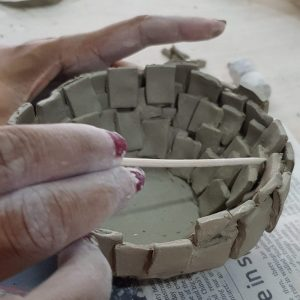 101 Hand Building – Fundamentals of Pottery Making