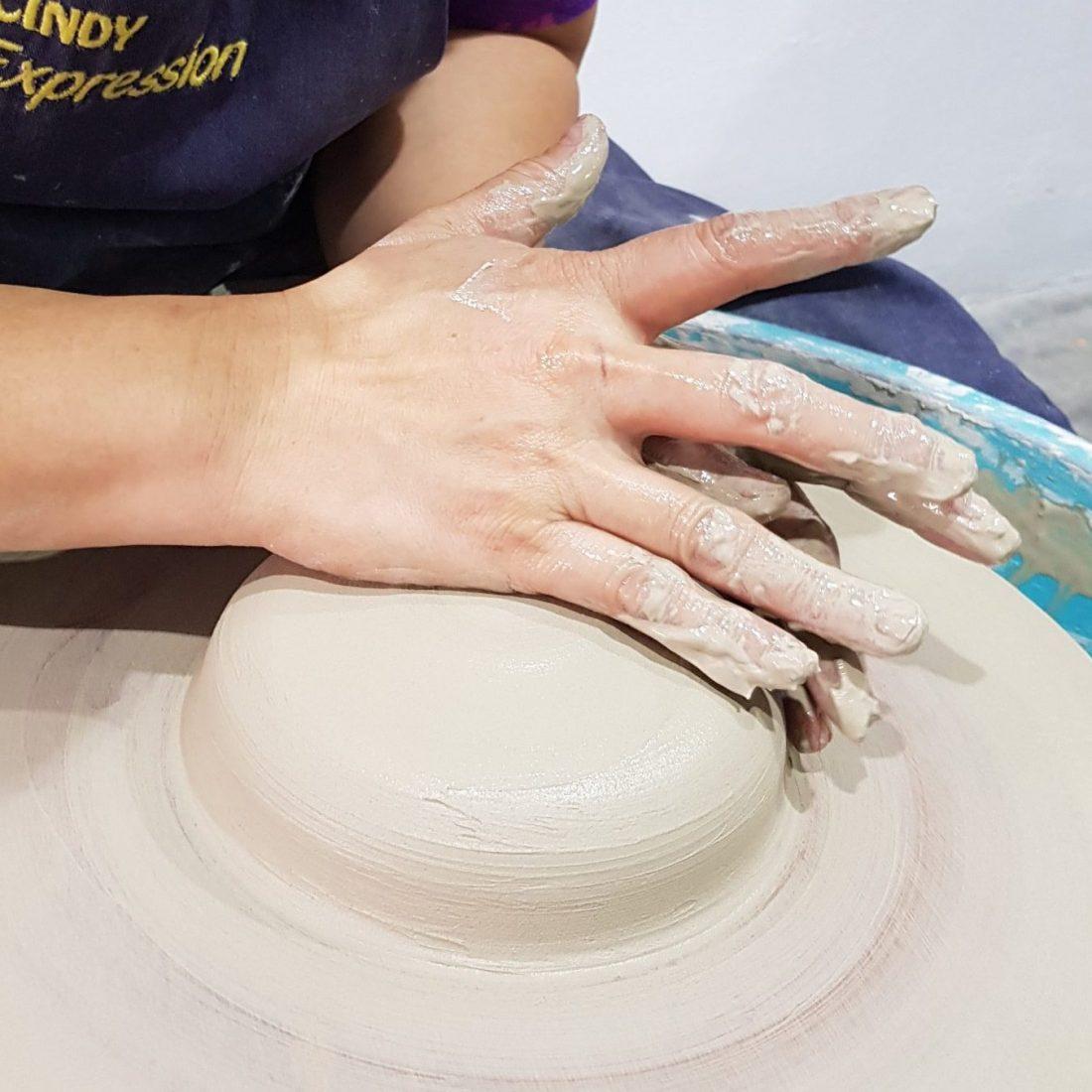 401 Wheel Throwing - 1kg Bowl Form & Casserole