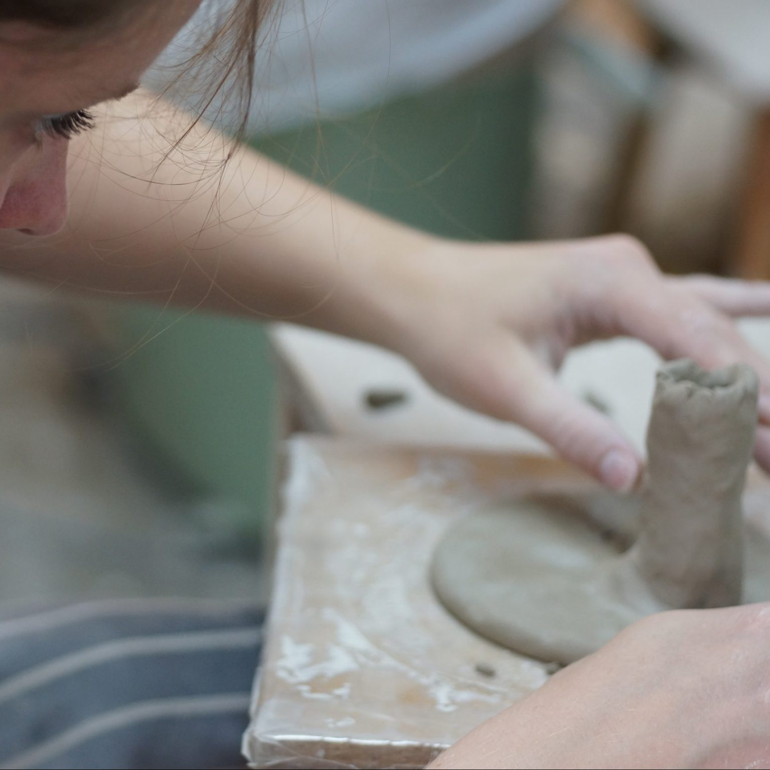 102 Hand building - Fundamental of Pottery Making