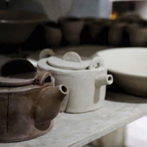 104 Hand building - Teapot