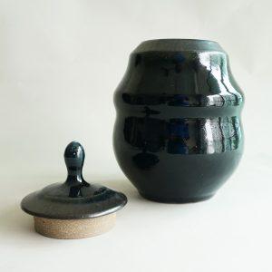 Gasing Series - Lidded Jar