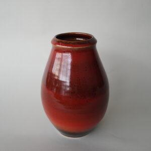 RED - Prosperity Vase I