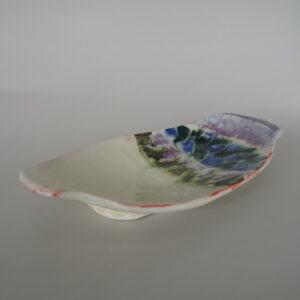 Tie dye series  - Plate 1