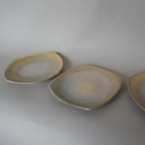 Altered Plate Series - Yellow (1pc)